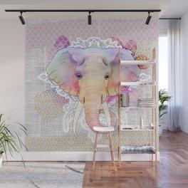elephant Wall Mural