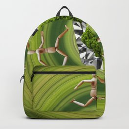 Umweltschutz ist kein Selbstläufer / Kunsthaus-Lay Backpack