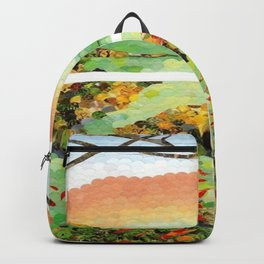 Window Pane Backpack