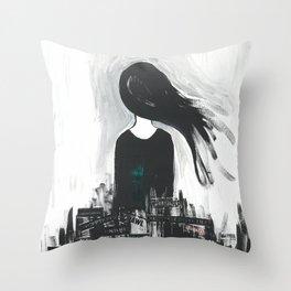 Sketch Series 002 Throw Pillow