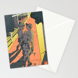 Little Demons Stationery Cards