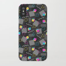 Welcome to the 90s iPhone X Slim Case