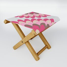 Dahlia at Home Folding Stool