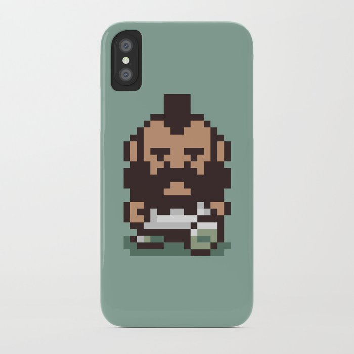 Mr  T     Is that you? Earthbound / Mother 2 iPhone Case