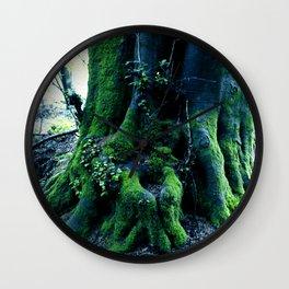 Cloven Foot Wall Clock