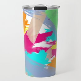 Vibrant Sensation Travel Mug