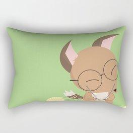 Fox - Knitting Rectangular Pillow