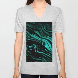 Ethereal Waves Unisex V-Neck