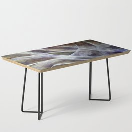 White Ribbons Coffee Table