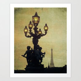 Paris (France) Art Print