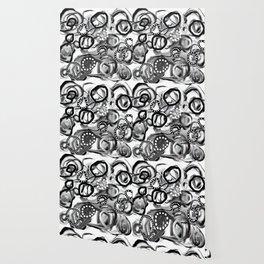 Ice Bubbles 02 Wallpaper