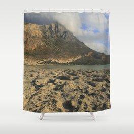 Crete, Greece Shower Curtain