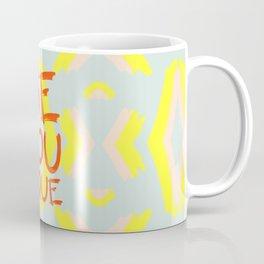 Be-You-Nique Coffee Mug