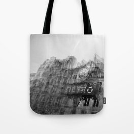 how it feels to say goodbye Tote Bag