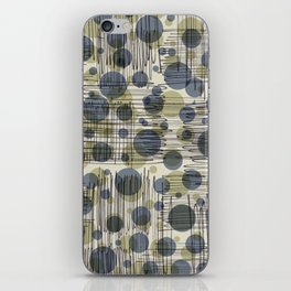 Soda Water Scribble iPhone Skin
