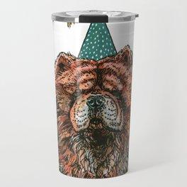 Chow Party Travel Mug