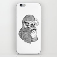 sailor iPhone & iPod Skins featuring SAILOR by Thiago Bianchini