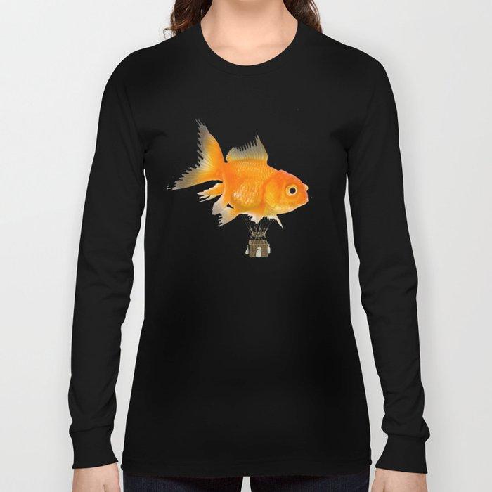 balloon fish 03 Long Sleeve T-shirt