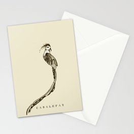 Quetzal power Stationery Cards