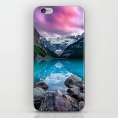 Lake Louise iPhone & iPod Skin