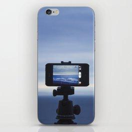 Through the Tiny Lens iPhone Skin