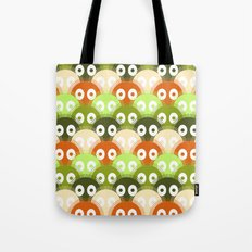 susuwatari pattern (color version) Tote Bag