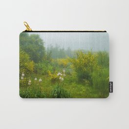 Green forest after raining Carry-All Pouch