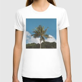 Hawaiian Palm T-shirt