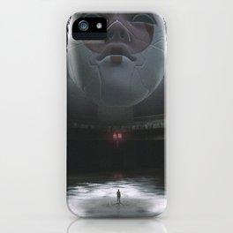 Robot Geisha iPhone Case