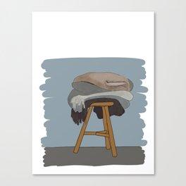Cozy Vibes Canvas Print