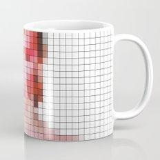 David Bowie : Aladdin Sane Pixel Mug