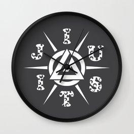 Jiu Jitsu Martial Arts Wrestling Judo Gift Wall Clock