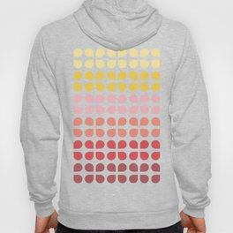 Floral Geometry Pattern Hoody