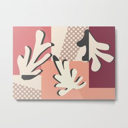 Finding Matisse pt.1 #society6 #abstract #art Metal Print