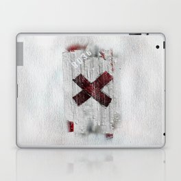 Cross my heart and hope .... Laptop & iPad Skin