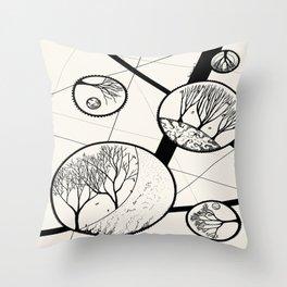 DK-143 (2014) Throw Pillow
