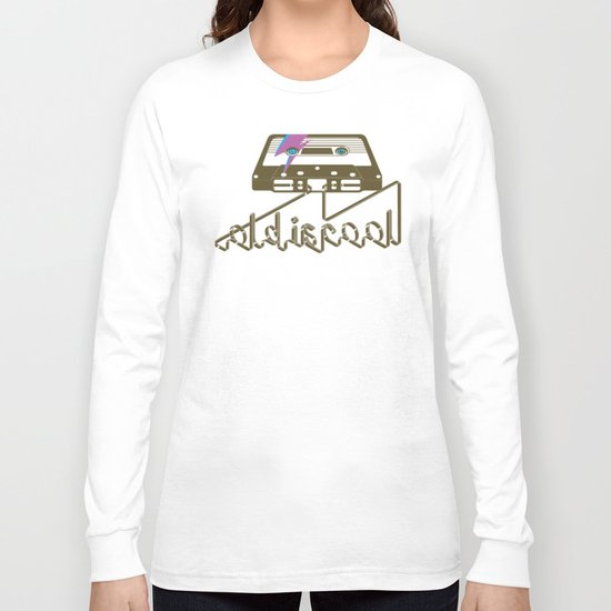 Old is Cool Long Sleeve T-shirt