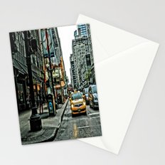 Hot Times in The City Stationery Cards