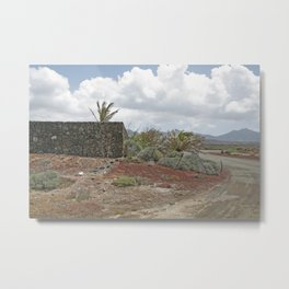 Rural Lanzarote Metal Print