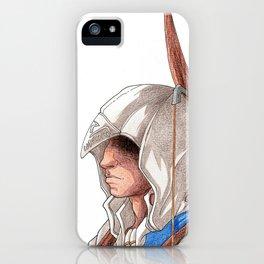 Connor iPhone Case