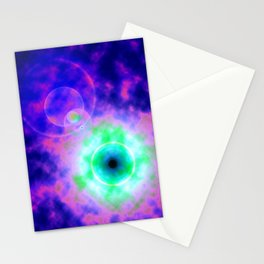 Space Eye Stationery Cards