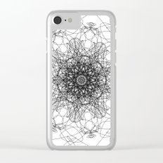 mandala - muse 2 Clear iPhone Case