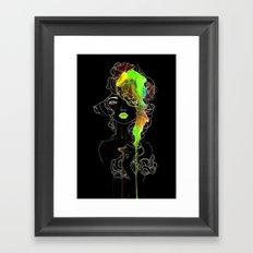 Girl #1 Framed Art Print
