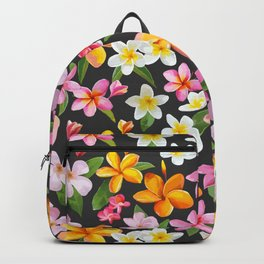 Sweet frangipani dreams Backpack
