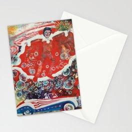 The return of Mr. Showmanship Stationery Cards