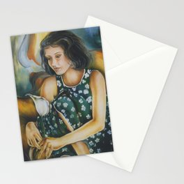 Mexico's  National Beauties Stationery Cards