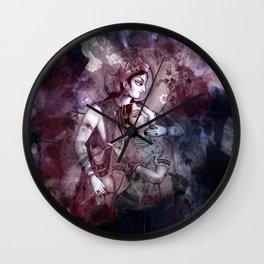 Radha Krishna- The Dreamscape Wall Clock