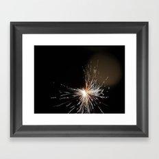Fireworks1 Framed Art Print