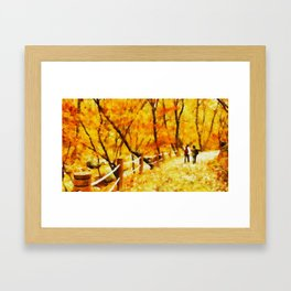 Serenata Framed Art Print