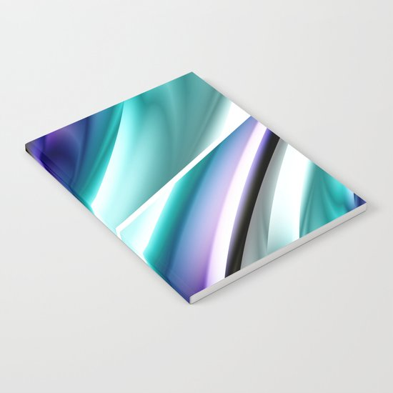 Color gradient 17 Notebook